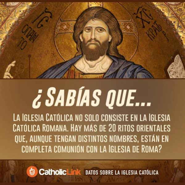 Galería: Datos interesantes sobre la Iglesia Católica