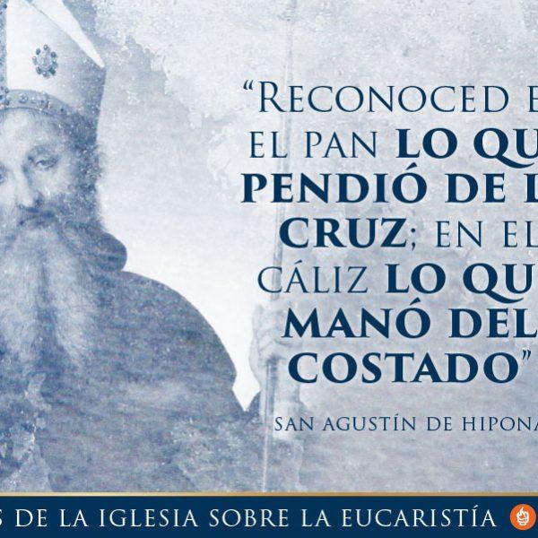 Galería: Frases de los Padres de la Iglesia sobre la Eucaristía