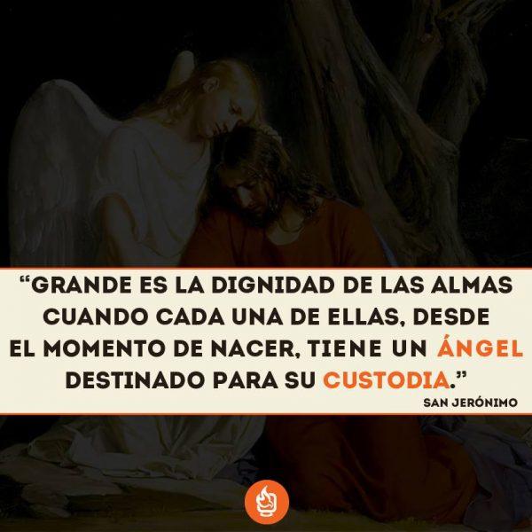 Todos tenemos un ángel custodio | San Jerónimo