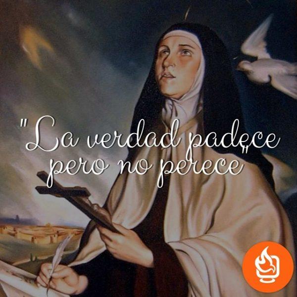 La verdad no perece | Santa Teresa de Jesús