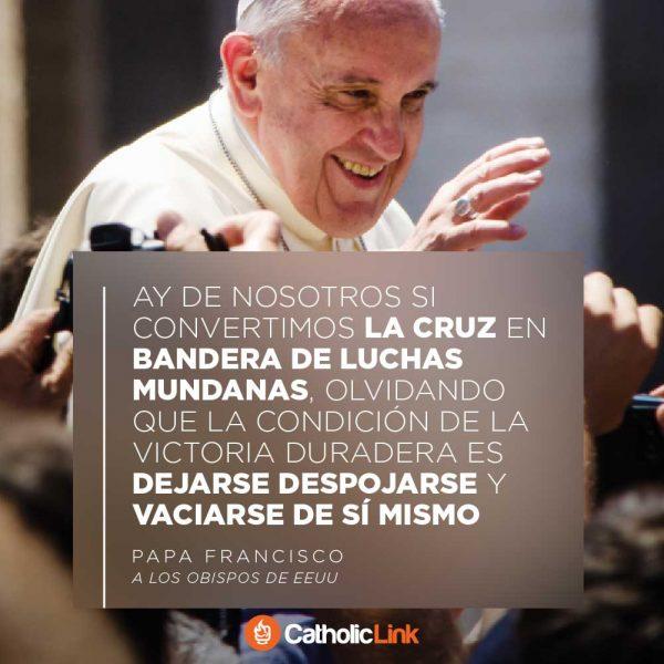 La victoria de la Cruz | Papa Francisco