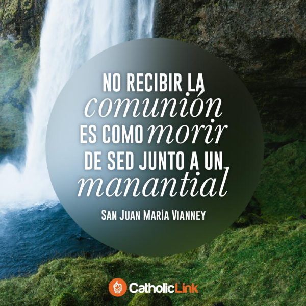 No recibir la comunión | San Juan María Vianney