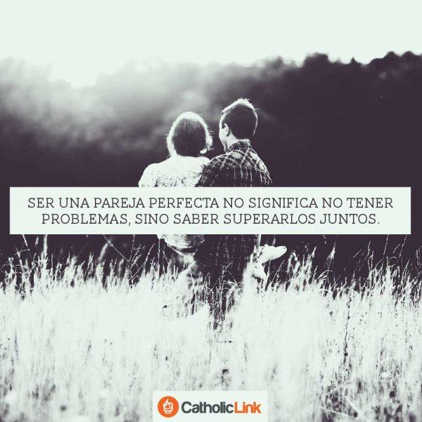 ¿Qué significa ser una pareja perfecta?