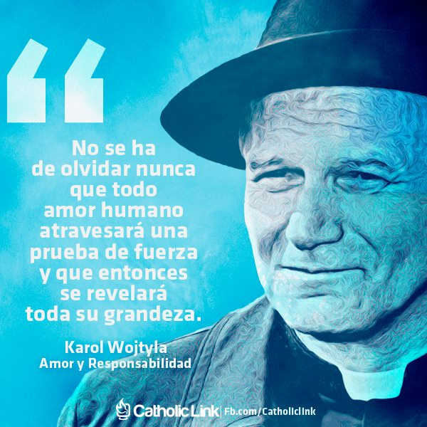Prueba de amor Juan Pablo II