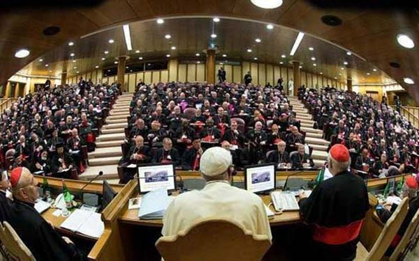 sinodo papa