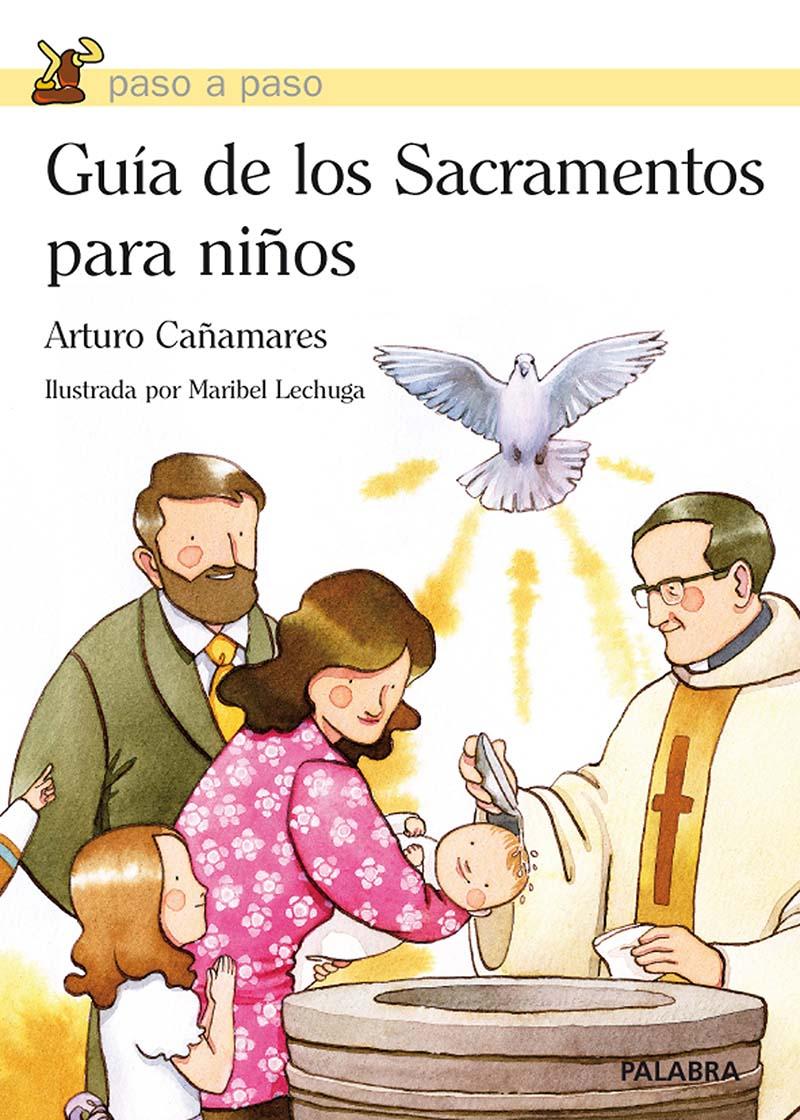 Matrimonio Catolico Animado : Los sacramentos explicados para un niño