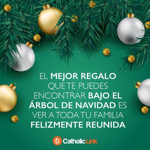 El mejor regalo que bajo el árbol de Navidad