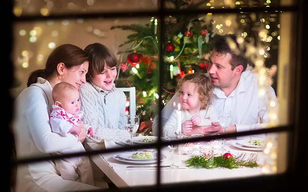 Navidad, 10 ideas para pasar una inolvidable Navidad en familia