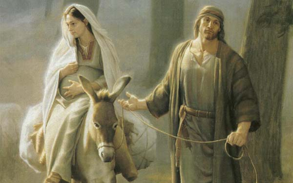 Pobre, ¿Acogeremos a Jesús aunque nazca pobre y humilde? @Padre_Seba