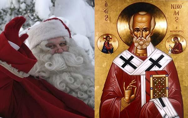 Quién es realmente Papá Noel
