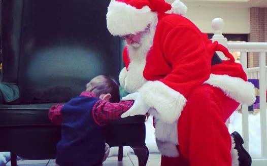 Santa Claus, Viral: Un enternecedor pedido que hizo poner de rodillas a Santa Claus
