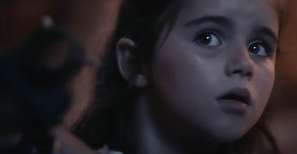 Luna, ¿Qué tienen que ver una niña, un telescopio y un anciano en la luna con el Adviento?