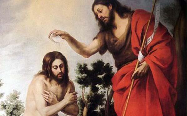 Bautizarse, ¿Por qué Jesús quiso bautizarse? (comentario al Evangelio)
