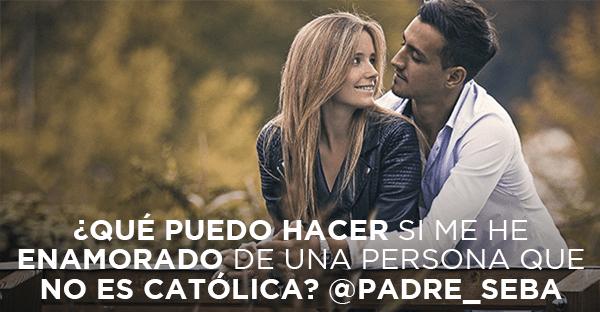 Matrimonio Catolico Con Un Ateo : Me enamoré de un no católico. ¿podremos ser felices?