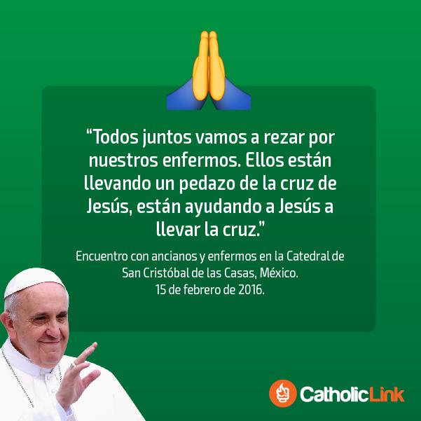 Galería: Frases del Papa Francisco durante su visita a México 2016