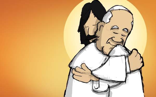 Infografía, Infografía: 6 puntos clave del libro del Papa Francisco, «El nombre de Dios es Misericordia»