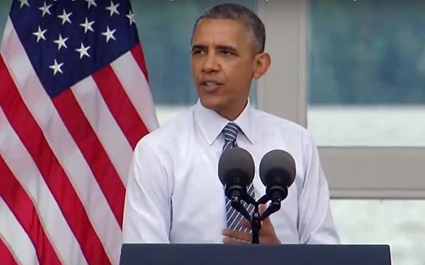 Obama, Si parafrasean a Obama… Un video muy gracioso sobre la veracidad y los medios de comunicación