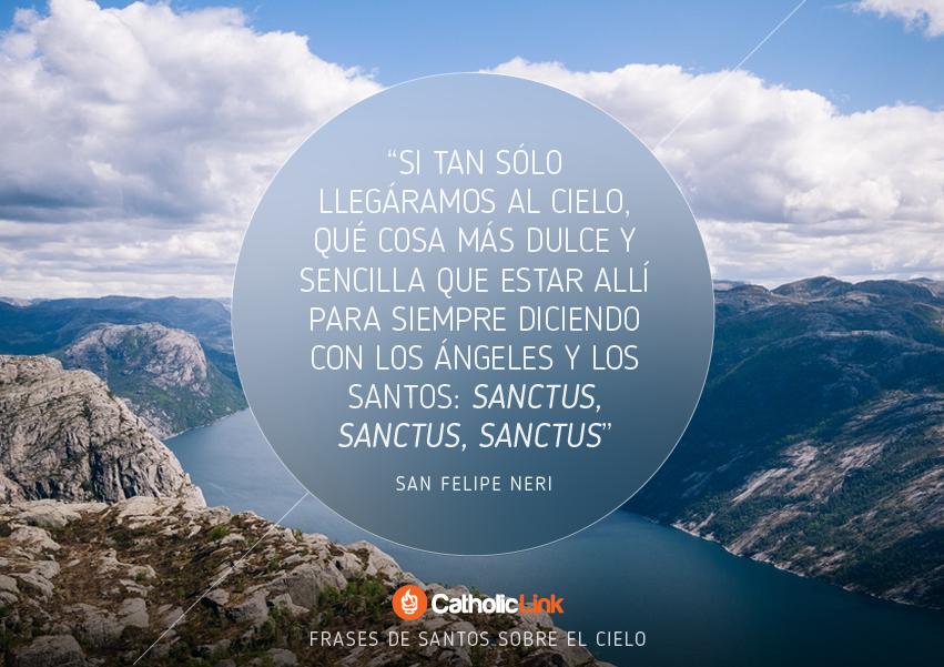 ¿Qué Dicen Los Santos Sobre El Cielo?