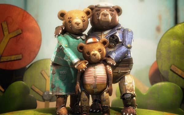 «Historia de un oso», «Historia de un oso». El cortometraje ganador del Oscar y sus 3 lecciones sobre el amor