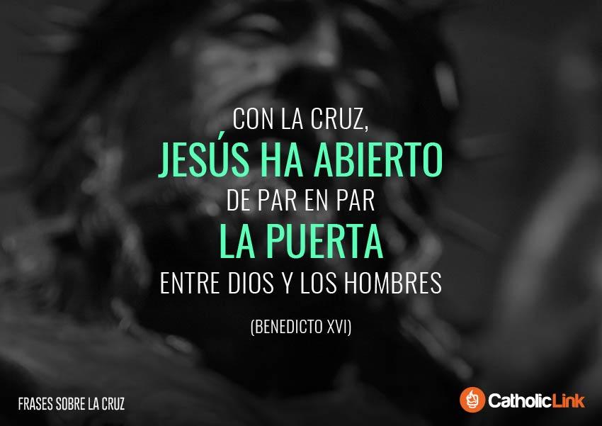 Galería Frases Sobre La Cruz De Jesús Catholic Link