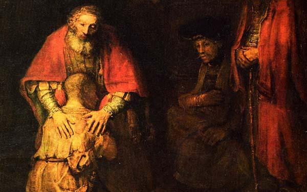 Hijo pródigo, El día en el que comprobamos que Dios es un mal perdedor (comentario al Evangelio)