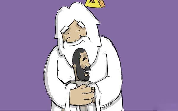 Perdón, Las 7 inigualables características del perdón de Dios