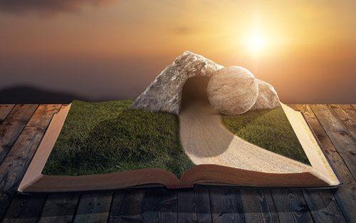Razones para creer en la Resurrección de Jesús, Si la Resurrección fuese un cuento… ¡pues nos lo ha contado un tarado!