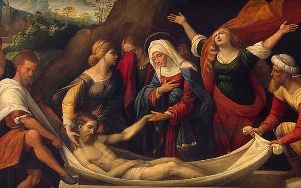 Maria siempre estará cerca en nuestros sábados santos, «María siempre estará cerca en nuestros sábados santos» (Video-reflexión de Semana Santa)