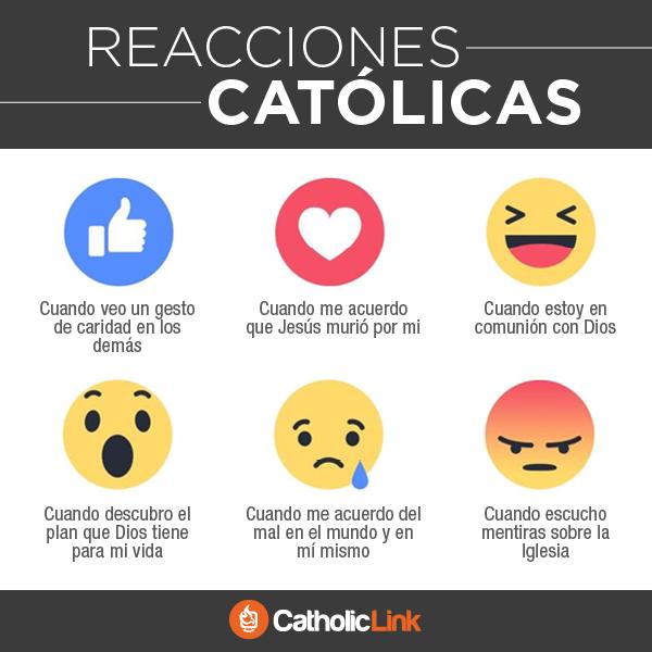 Reacciones católicas