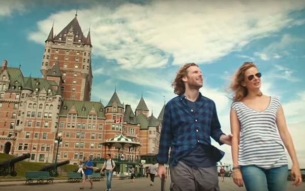 La fe es algo así como hacer turismo en Canadá