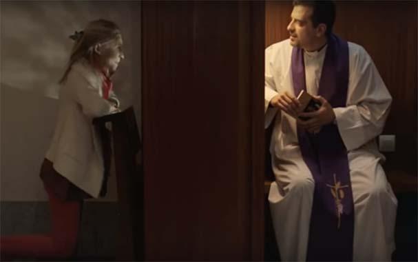 Partido, «El otro partido». Un conmovedor corto donde los sacerdotes son los titulares