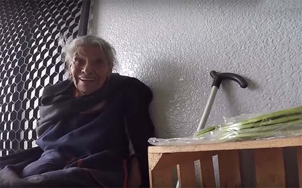 Vida, 3 lecciones de vida que me enseñó María de la Luz, una anciana de 85 años