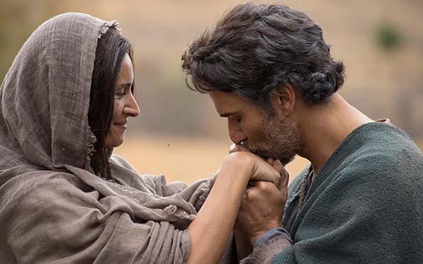 Llena de Gracia, «Llena de Gracia». Una película sobre la Virgen María años después de la Resurrección