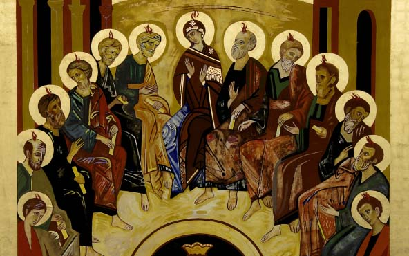 Pentecostés, (Quiz) ¿Qué fue de los apóstoles luego de Pentecostés?