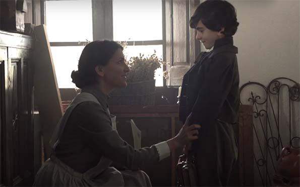 Edison, «Soy el resultado de lo que una gran mujer quiso hacer de mí». Hermosa historia analógica de dos amores