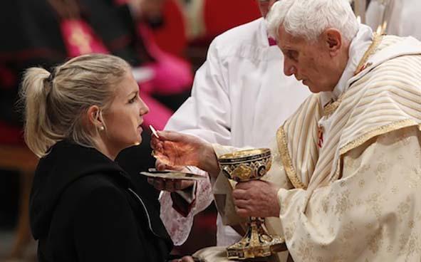 Eucaristía, Señor, ¿cómo prepararme para recibirte mejor en la Eucaristía?