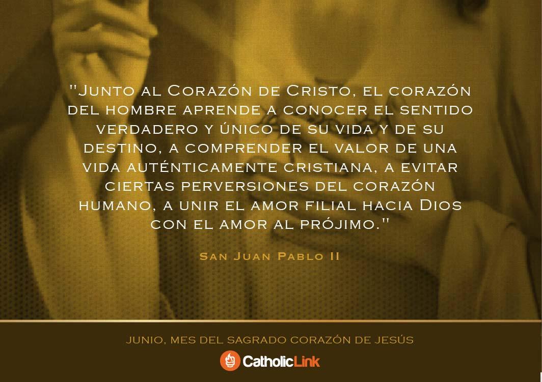 10 Frases De Santos Que Amaron Al Sagrado Corazón De Jesús