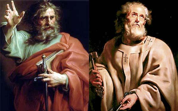 San Pedro y San Pablo, (Quiz) ¿Cuánto sabes acerca de la vida de san Pedro y san Pablo?