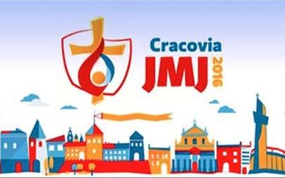 JMJ, Infografía. El camino de las JMJ: desde Roma (1984) hasta Cracovia (2016)