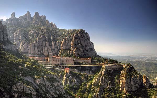 , Cómo me encontré a Dios en la naturaleza. Una crónica de mi visita a Montserrat