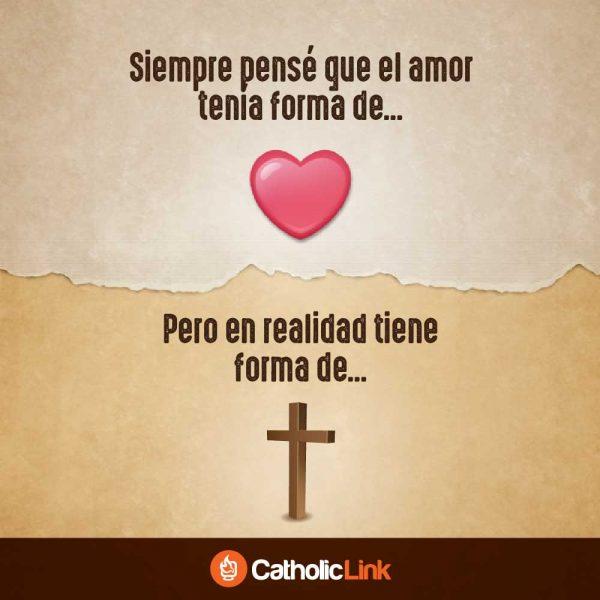 El amor tiene forma de Cruz