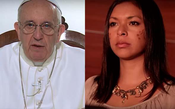 Indígenas, El Papa quiere que este mes recemos por el respeto de los pueblos indígenas