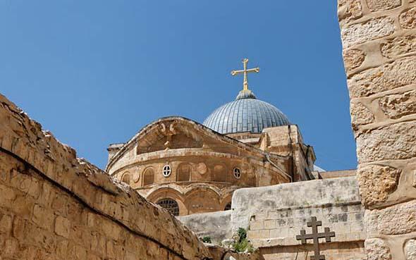 Jerusalén, Los 5 lugares más especiales para un cristiano en Jerusalén