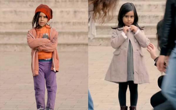 Niños, ¿A qué niña ayudarías? Este experimento social retrata una cruda realidad