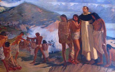 , (Quiz) ¿Cuántos mitos te han vendido sobre la Evangelización de America?