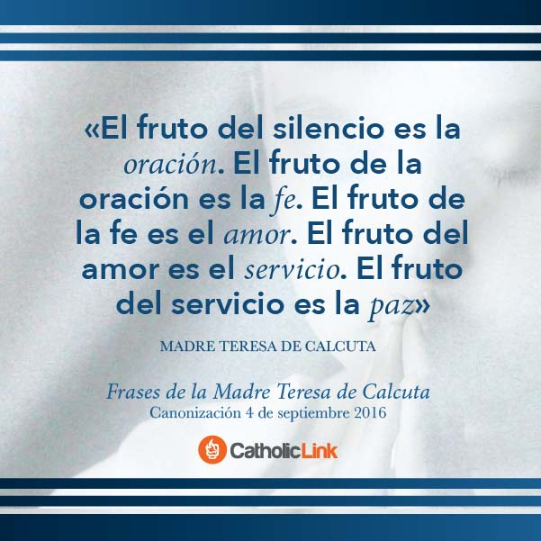 10 Poderosas Frases De La Madre Teresa Proxima Santa