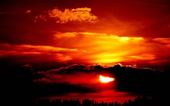 fuego, Jesús predica «fuego y división» (comentario al Evangelio)