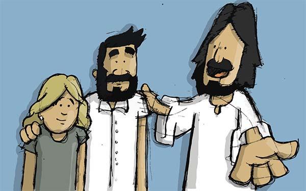 Divorciados, 5 consejos para tratar a los divorciados como lo haría Jesús