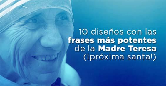 Teresa¡próxima 10 Frases Madre Poderosas Santa De La eE2HYWD9I