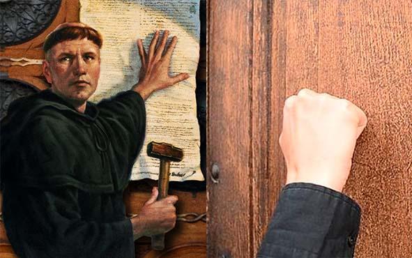 Protestante, (Quiz) Lutero, la Reforma y cómo responder cuando un protestante nos toque la puerta